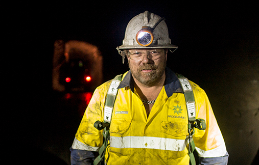 Managing a permanent mining workforce