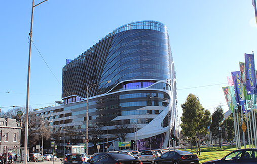 The Victorian Comprehensive Cancer Centre