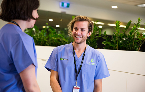 Customised recruitment helps an aged care facility get through a tough period of change